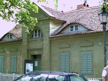 """Berlin-Charlottenburg """"Das Berger'sche Haus"""""""