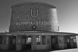 U-Bahnhof Olympiastadion