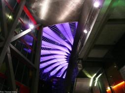 Zeltdach, Sony Center, Berlin