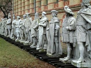 Siegesallee-Puppen, Zitadelle Spandau