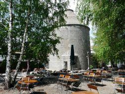 Cafe' am Luftschutzturm