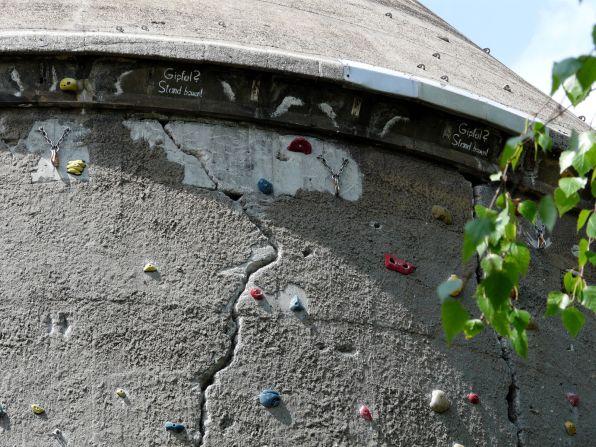 """Luftschutzturm """"Der Kegel"""""""