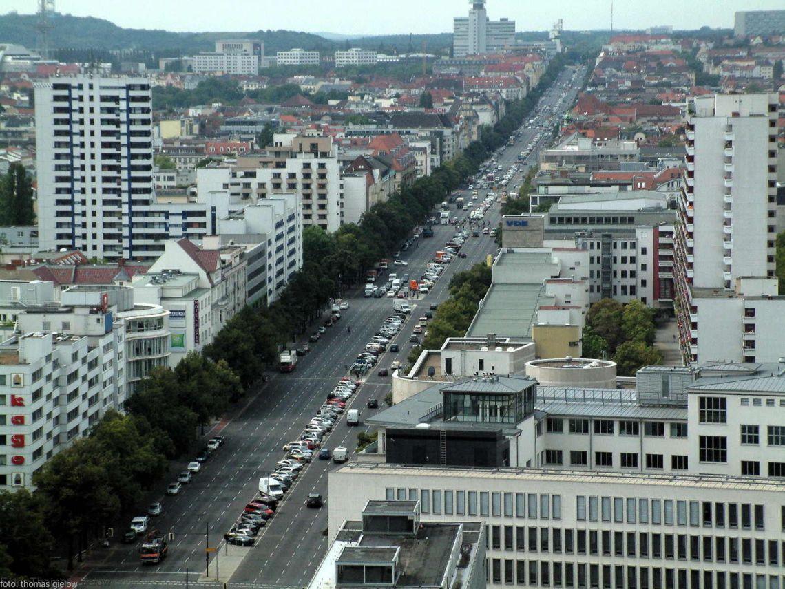 Bismarckstraße - Kaiserdamm