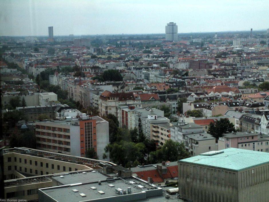 Blick nach Wilmersdorf