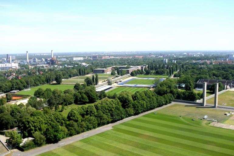 Hertha BSC Trainingsplätze