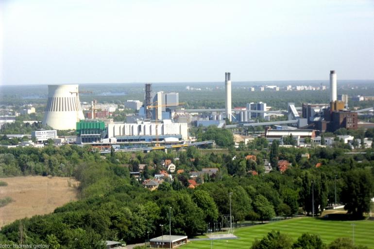 Ruhleben - Heizkraftwerk Reuter West