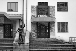 Innenhof Skulpturenmuseum - Berlin Charlottenburg