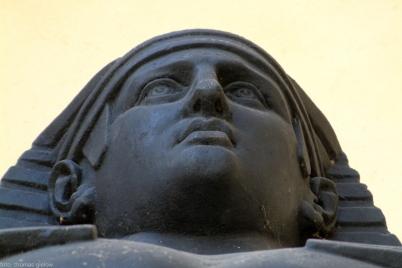 Ägyptisches Portal der Orangerie, Neuer Garten, Potsdam