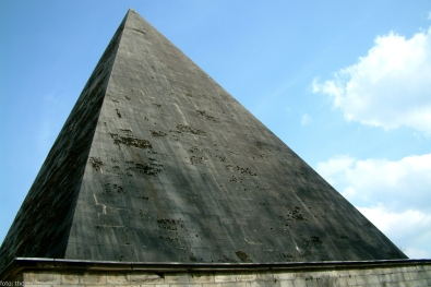 Eiskeller Pyramide