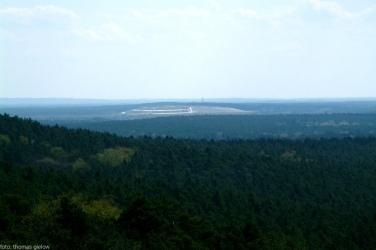 Blick nach Osten, Wernsdorf