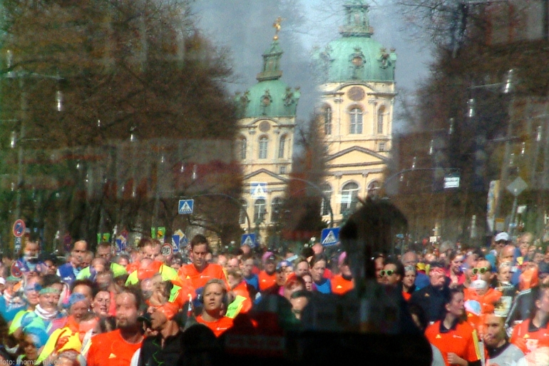 reflection halfmarathon berlin 2