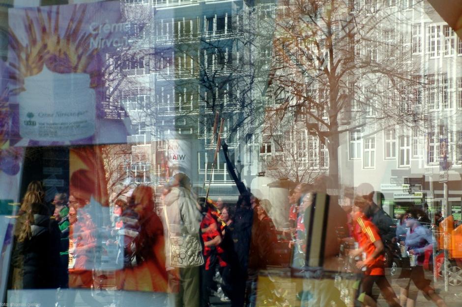 reflection halfmarathon berlin 3