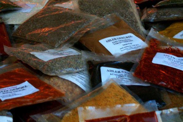 dense spices