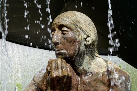 Lebensalter-Brunnen - Waldemar Grzimek