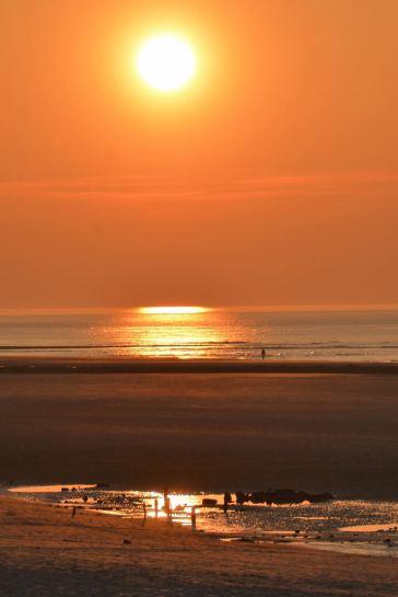 north sea sunset 02