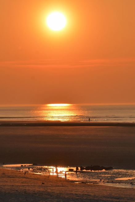 north sea sunset 02