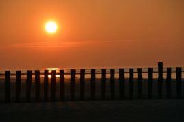 north sea sunset 03
