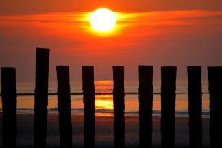 north sea sunset 04
