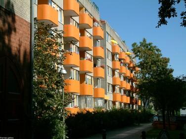 Wohnblock 1970er Jahre