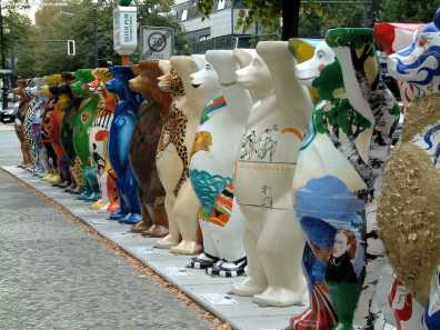 Berlin Buddy Bears 06
