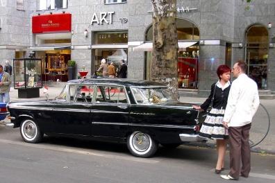 Opel Kapitän 1960