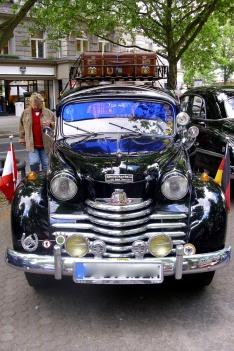 Opel Olympia 1950
