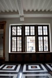 Fenster im Wandelgang