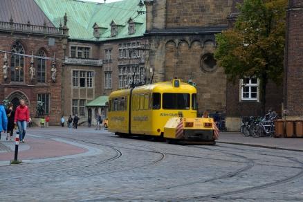 Schienenschleiferwagen
