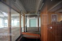 Eingangshalle - Holztäfelung
