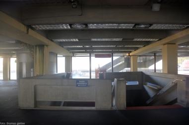 Eingangshalle - Haupttreppe zu den Geschossen