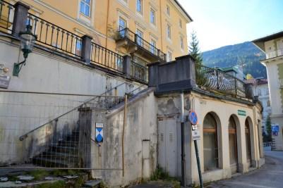 Badeschloss - ältester nichtsakraler Steinbau